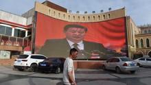 China Bakal Lanjutkan Pelatihan bagi Muslim Uighur di Kamp