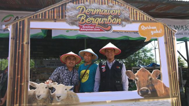 Global Qurban-ACT Bakal Gelar 'Farm Tour' di Blora