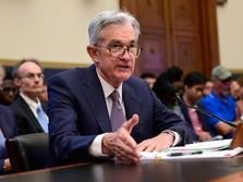 Bos The Fed  Minta Proyek 'Uang' Facebook Libra Disetop