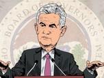 Kata-kata Sakti Bos The Fed yang Bikin Wall Street Meroket