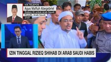VIDEO: Izin Tinggal Rizieq Shihab di Arab Saudi Habis