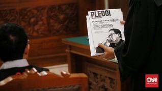 Pleidoi, Mantan Ketua PSSI Joko Driyono Klaim Tak Bersalah