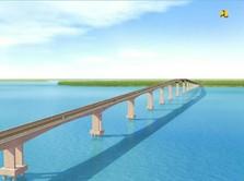 10 Tahun Jembatan Suramadu, Lahirlah Jembatan Babin