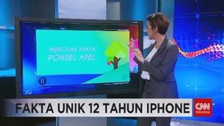 VIDEO: Fakta Unik 12 Tahun iPhone