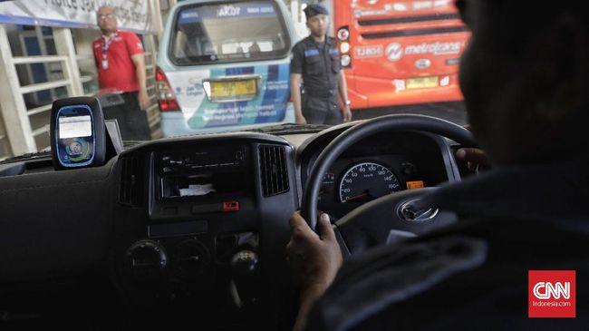 Preman Tanah Abang Incar Mobil Pedagang di Pasar Tasik Blok F