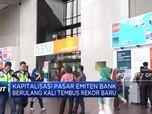 Emiten Bank Langganan Tembus Rekor
