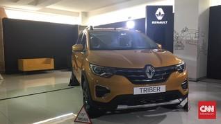 Renault Rayu Pemerintah, Triber dari India Mau Produksi Lokal