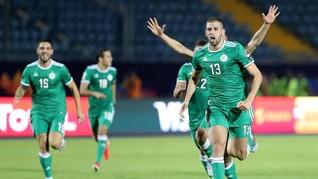 Daftar Tim dan Jadwal Semifinal Piala Afrika 2019