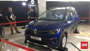Renault Triber 1.000 Cc Lebih Bertenaga Ketimbang Datsun GO+