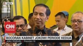 VIDEO: Ini Bocoran Kabinet Jokowi Periode Kedua
