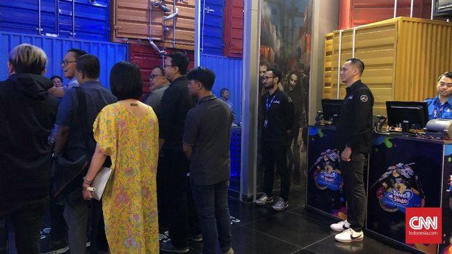 Antusiasme Pengunjung di Trans Studio Theme Park Cibubur