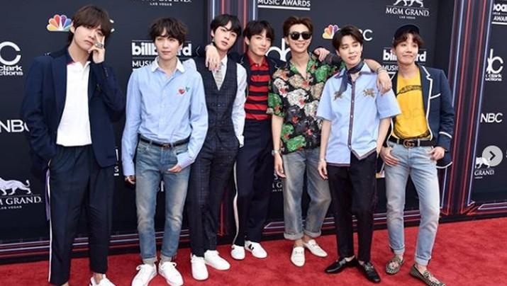 Perjalanan BTS, Dari Korea Jadi Boyband Terkaya di Dunia