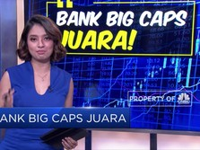 Bank Big Caps Langganan Rekor