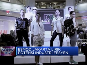 Gairah Industri Fashion Indonesia