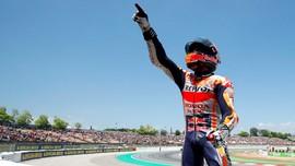Lakon Protagonis Berulang Marquez di MotoGP 2019