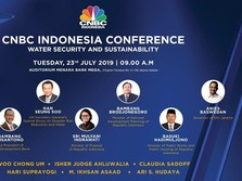 Catat! CNBC Indonesia Gelar Konferensi Keberlanjutan Air