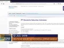 Deutsche Sekuritas Indonesia Lempar Handuk