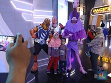 Perdana Buka, Begini Ramai & Serunya Trans Studio Cibubur