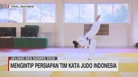 VIDEO: Mengintip Persiapan Tim Kata Judo Indonesia