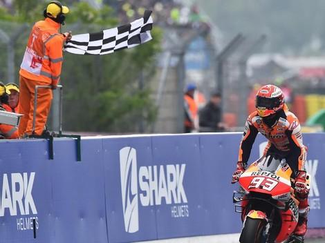 Marquez: Yamaha Pesaing Utama Bukan Ducati