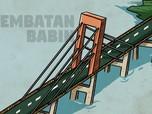 Membelah Lautan! Kenalan dengan Calon Jembatan Terpanjang RI