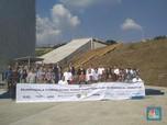 Kejar Energi Bersih, PLTA Rajamandala 47 MW Mulai Beroperasi