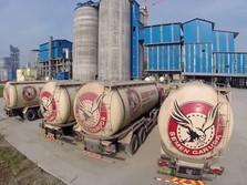 Semen China Ubrak-Abrik Pasar, Respons Darmin dan Airlangga?