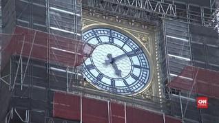 VIDEO: Big Ben London Direstorasi