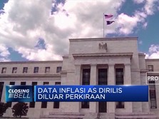 Inflasi Inti AS Tumbuh 0,3% di Juni 2019