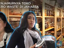 Menjamurnya Toko 'Zero Waste', Kurangi Sampah Plastik