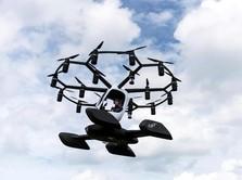 Ini Hexa, Drone yang Bisa Angkut Manusia