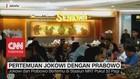 VIDEO: Dari MRT, Prabowo & Jokowi Lanjut Makan Siang Bersama