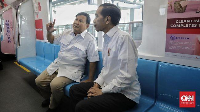Media Asing Soroti Pertemuan Jokowi-Prabowo