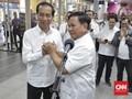 Ketua DPR Singgung Pertemuan Jokowi-Prabowo Lewat Pantun