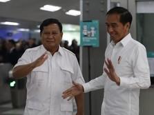 Pertemuan Jokowi-Prabowo Baru Awal, Masih Ada Masalah Ekonomi