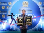 BRI Raih Penghargaan Bank Persero Terbaik & CEO of The Year