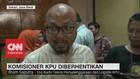 VIDEO: Komisioner KPU Diberhentikan