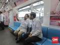 Jokowi: Tak Ada Lagi Cebong dan Kampret