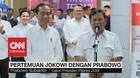 VIDEO: Pernyataan Lengkap Jokowi-Prabowo Usai Turun Dari MRT
