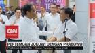 VIDEO: Prabowo Ucapkan Selamat ke Jokowi Secara Langsung