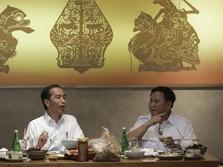 Gabung Jokowi, Gerindra Minta Jatah Menteri Pertanian & BUMN?