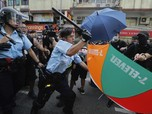Ricuh Lagi, Warga Hong Kong Ngamuk ke Pedagang China Daratan