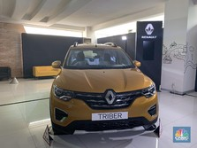 Pengakuan Bos Renault: Kualitas Triber Sempat Dipertanyakan