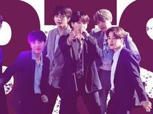 Selamat! BTS Menjadi Boy Band K-pop Paling Tajir di Dunia