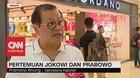 VIDEO: Pramono Anung Ungkap Pembicaraan Jokowi & Prabowo