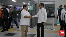 Prabowo: Saya Tak Tawar Menawar pada Nilai yang Saya Pegang