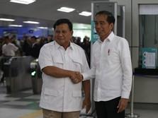 Ingat! Usai Pertemuan MRT, Jokowi-Prabowo Bakal Bertemu Lagi