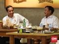 Pantun Sekjen Gerindra dan Kans Koalisi Prabowo-Jokowi
