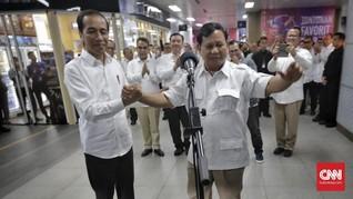 Pertemuan Jokowi-Prabowo Nyaris Batal karena Isu Miring