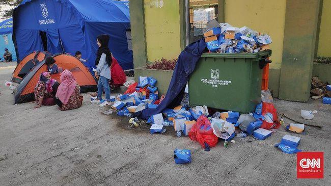 Warga Tolak Pengungsi di Eks Gedung Kodim Kalideres